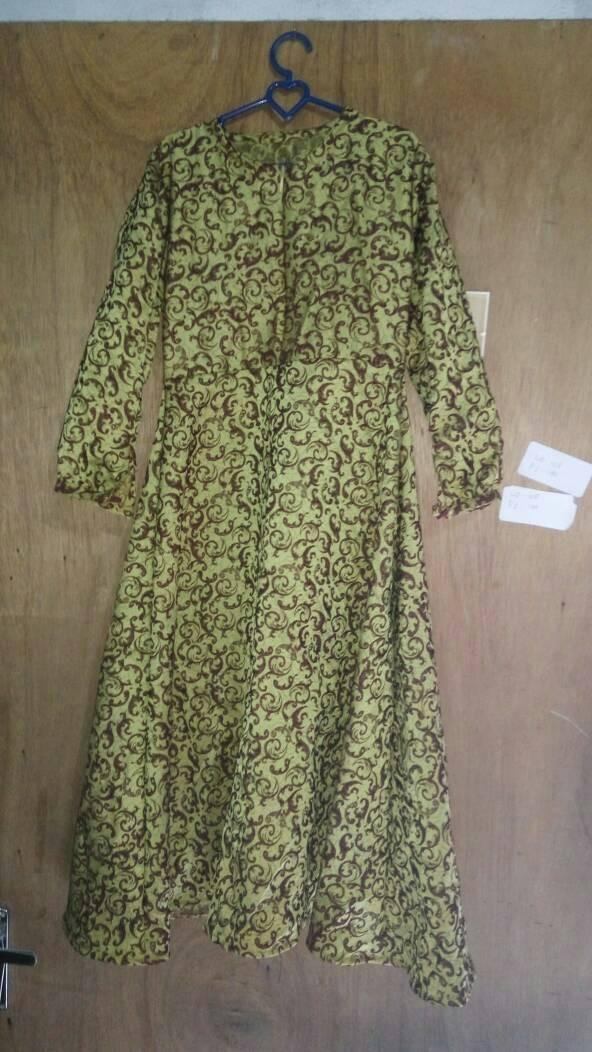 Jual baju batik sutra anak  NM colection  Tokopedia