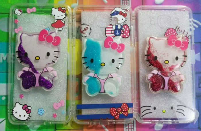 Harga Soft Case Timbul Glittery Water Hello Kitty For Samsung J7 2016 J710 Tokopedia