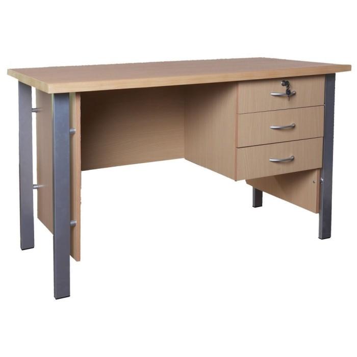 harga Meja kantor staff 1/2 biro ost 1060 Tokopedia.com