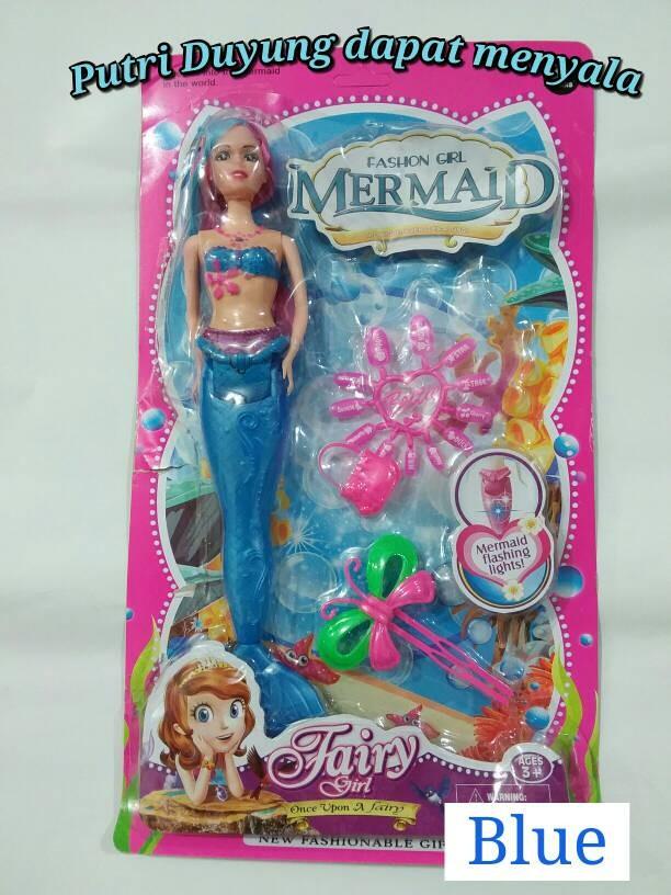 harga Barbie mermaid Tokopedia.com