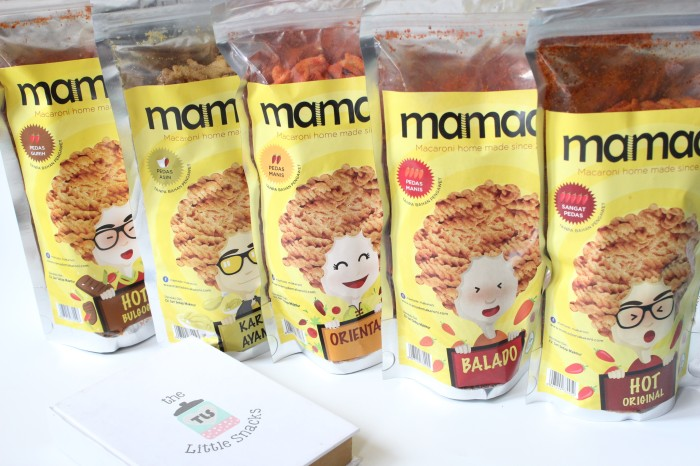 Foto Produk Mamade Makaroni Homemade - Balado dari The Little Snacks