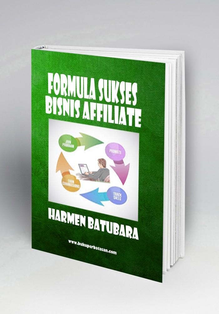 Foto Produk Formula Sukses, Bisnis Affiliate Wujudkan Peluangmu dari Buku Perbatasan