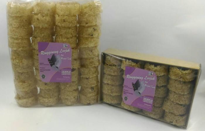 Foto Produk Beli Paket Hemat Dan Murah isi 40 + isi 20 / Rengginang Lorjuk / dari toko ebok