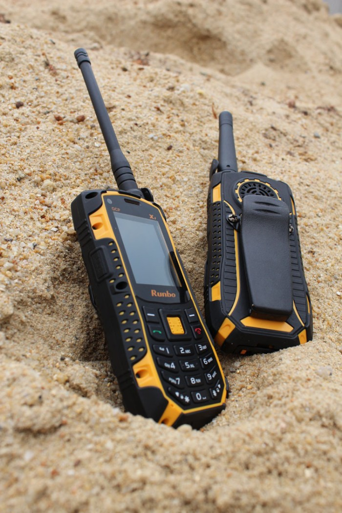 harga Original runbo x1 outdoor phone walkie talkie vhf Tokopedia.com