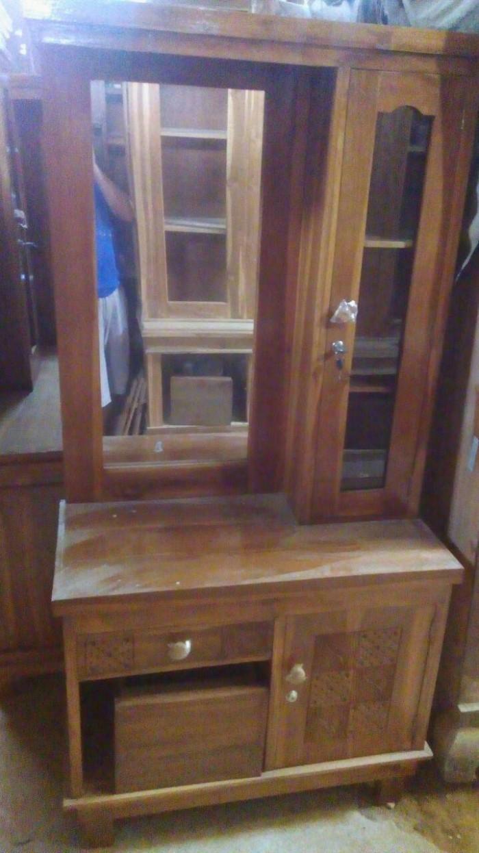 Jual Meja Rias Kayu Jati Asli Jakarta Timur Betawi Furniture
