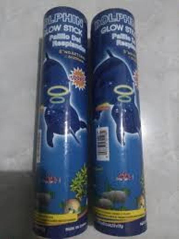 Glow Stick Fosfor Light / gelang menyala isi 50 pcs