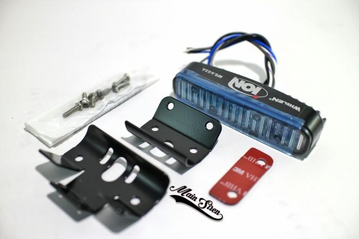 harga Whelen wion split blue (super bright) Tokopedia.com