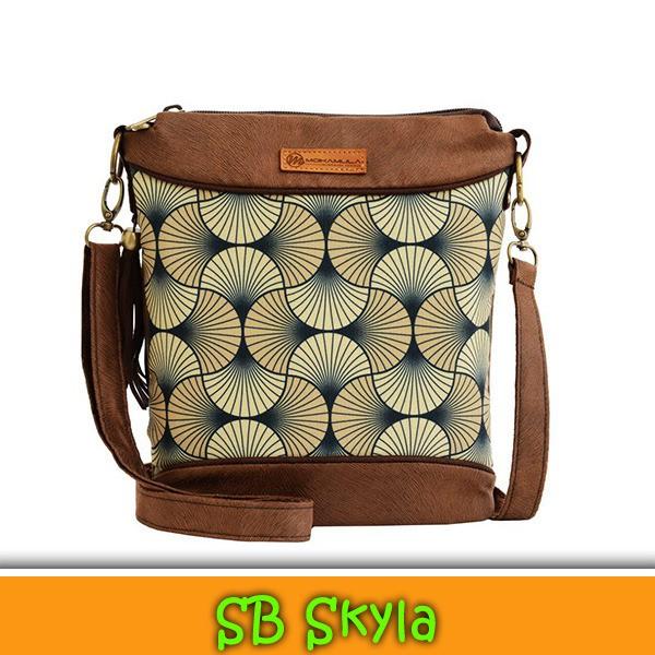 Mokamula Sling Bag Printing SKYLA