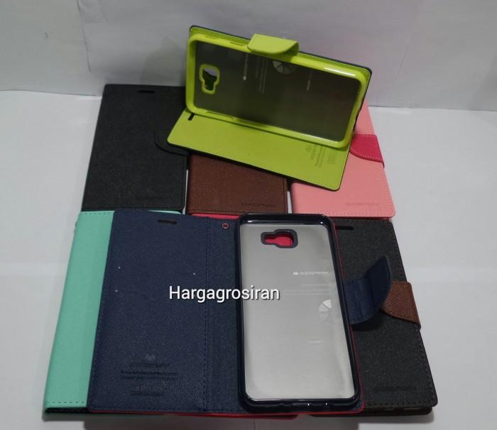 Mercury Goospery Canvas Diary Case Casing For Samsung Galaxy E7 Biru Source · Sarung Mercury Fancy