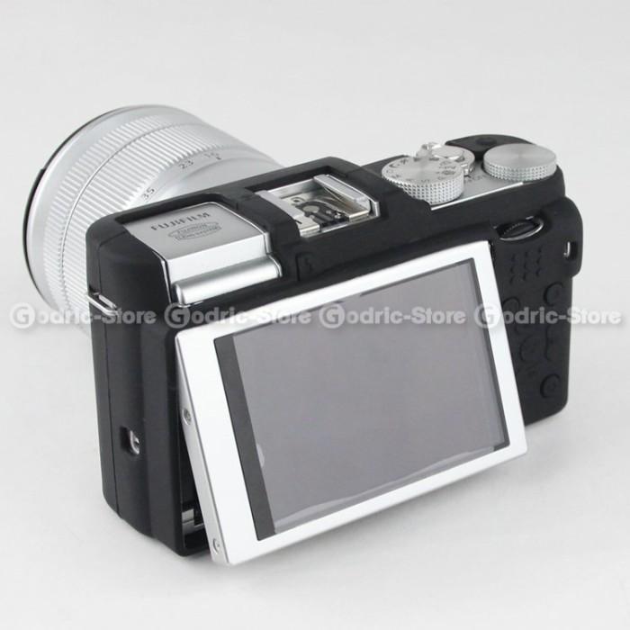 Fujifilm X-A2/X-A1/X-M1 Silicone Case/Sarung