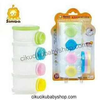harga Simba hygiene milk powder container / wadah susu bubuk / tempat susu Tokopedia.com