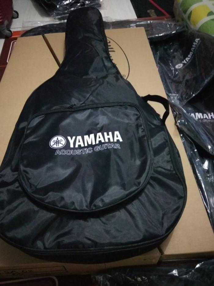 harga Yamaha gigbag gitar / sarung gitar / softcase gitar akustik elektrik Tokopedia.com