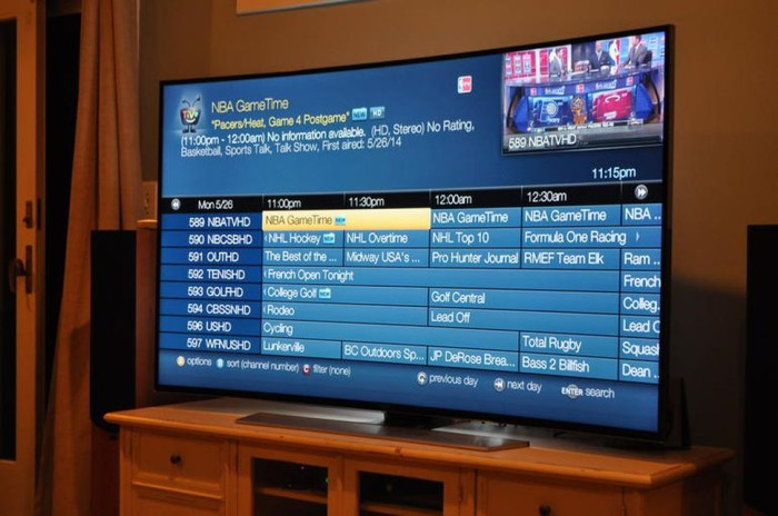 Foto Produk Samsung Led Smart Tv SUHD(Real 4K) 55 Inch dari Toko credit dong