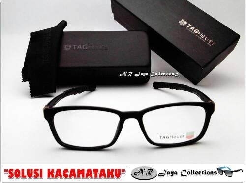 Frame Kacamata Minus TAGHeuer Magnet Sporty Terbaru Eyewear New Sporty 031841b7e8