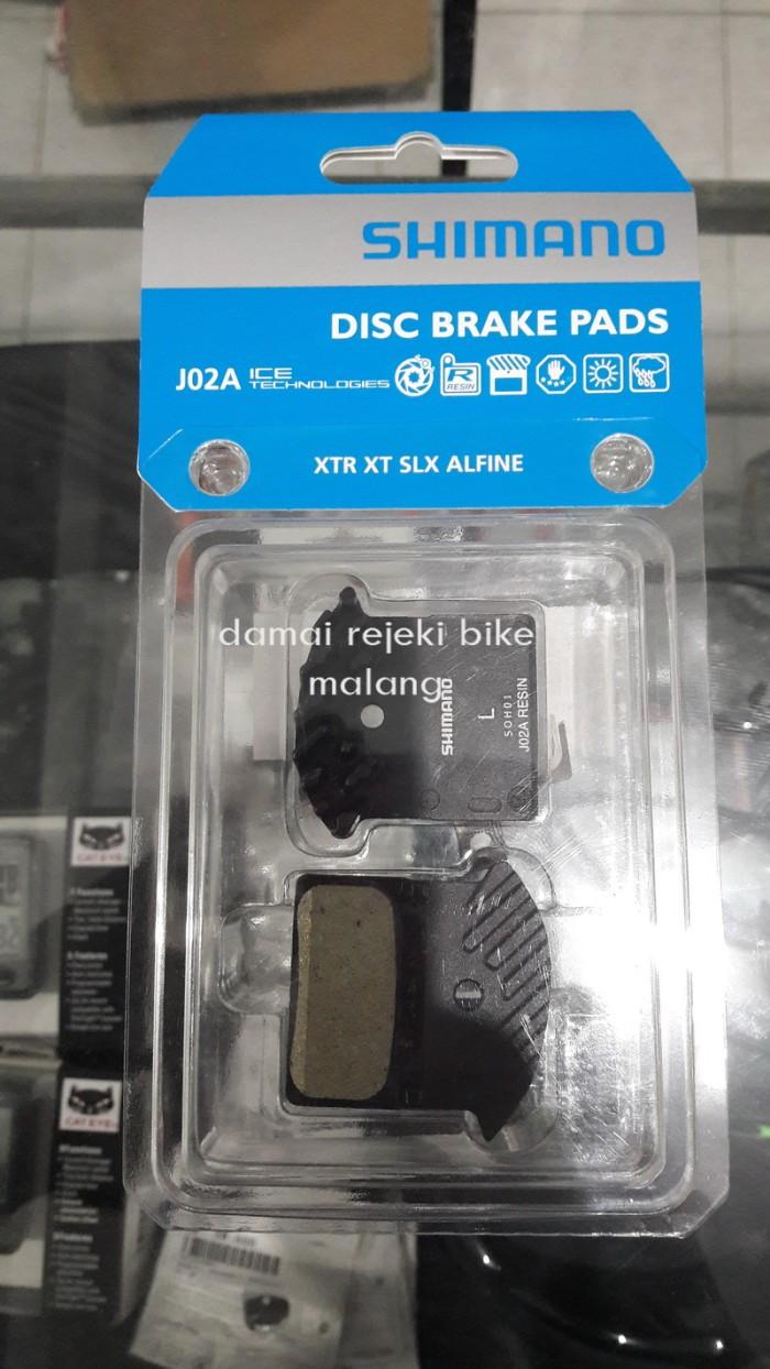 harga Brakepad ice tech shimano j02a untuk xt xtr slx alfine deore Tokopedia.com
