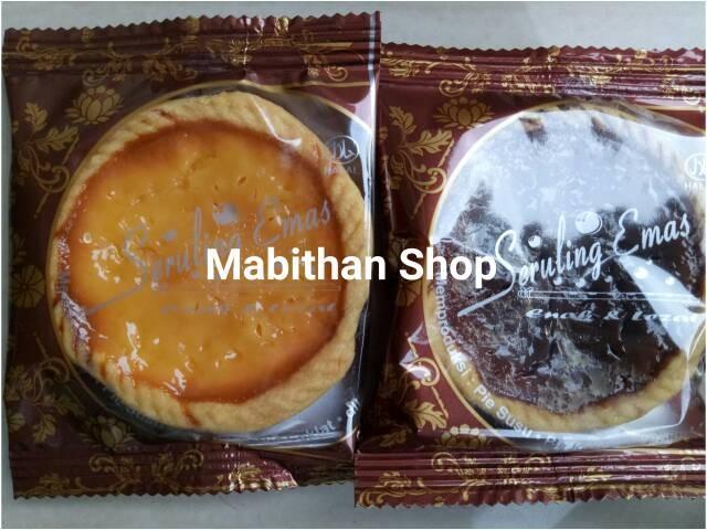 harga Pie susu bali seruling emas rasa original dan coklat Tokopedia.com