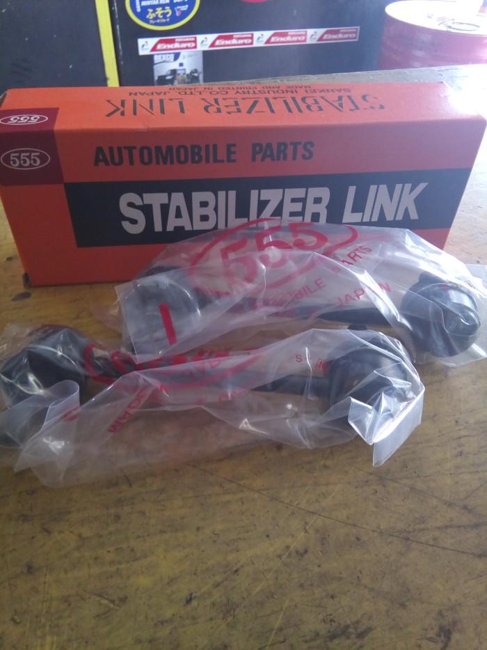 harga Stabilizer Link / Tie Rod Stabil Apv Merk 555 Jepang Tokopedia.com