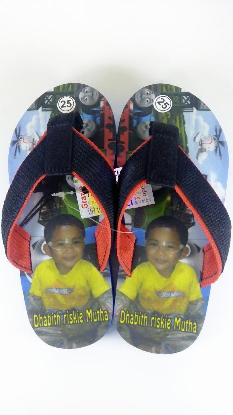 harga Sandal flat tali disvar thomas free nama... Tokopedia.com