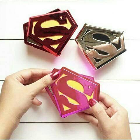 harga Powerbank superhero superman mirror 10400mah Tokopedia.com