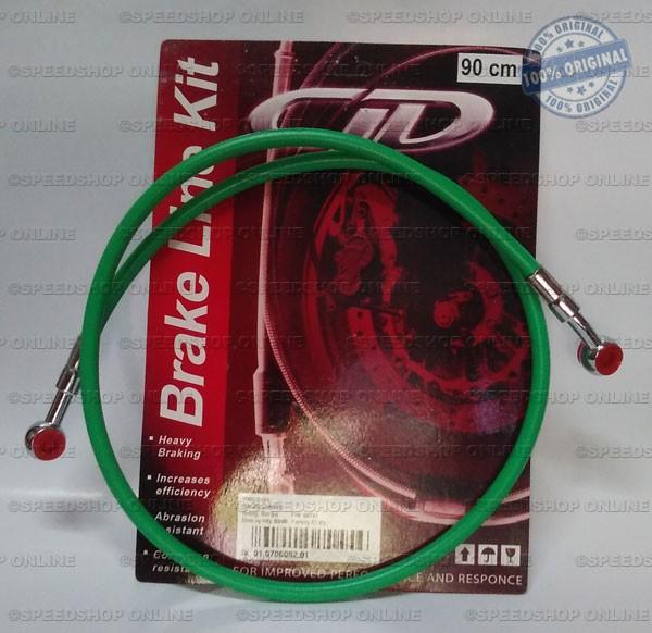 Tdr Paket Slang Selang Kabel Minyak Rem Set Depan Belakang Cb 150r Source · Selang Rem Depan Motorcross KLX 130cm TDR. Source · Slang selang rem disk cakram ...