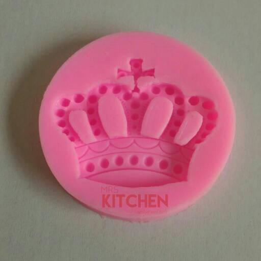 harga Cetakan silikon mahkota / crown silicone mild Tokopedia.com