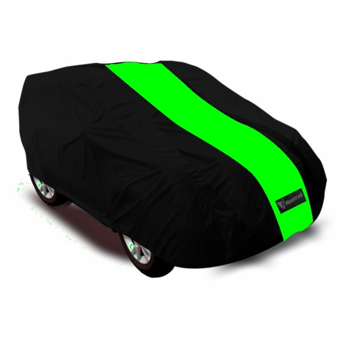 harga Cover mantroll mobil suzuki grand vitara - hitam strip hijau Tokopedia.com