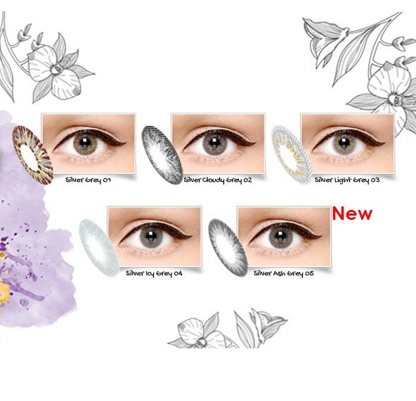 Jual SOFTLENS EXOTICON ICE GOLD SILVER + CAIRAN 60 ML BISA MINUS ... 96bad6a65a