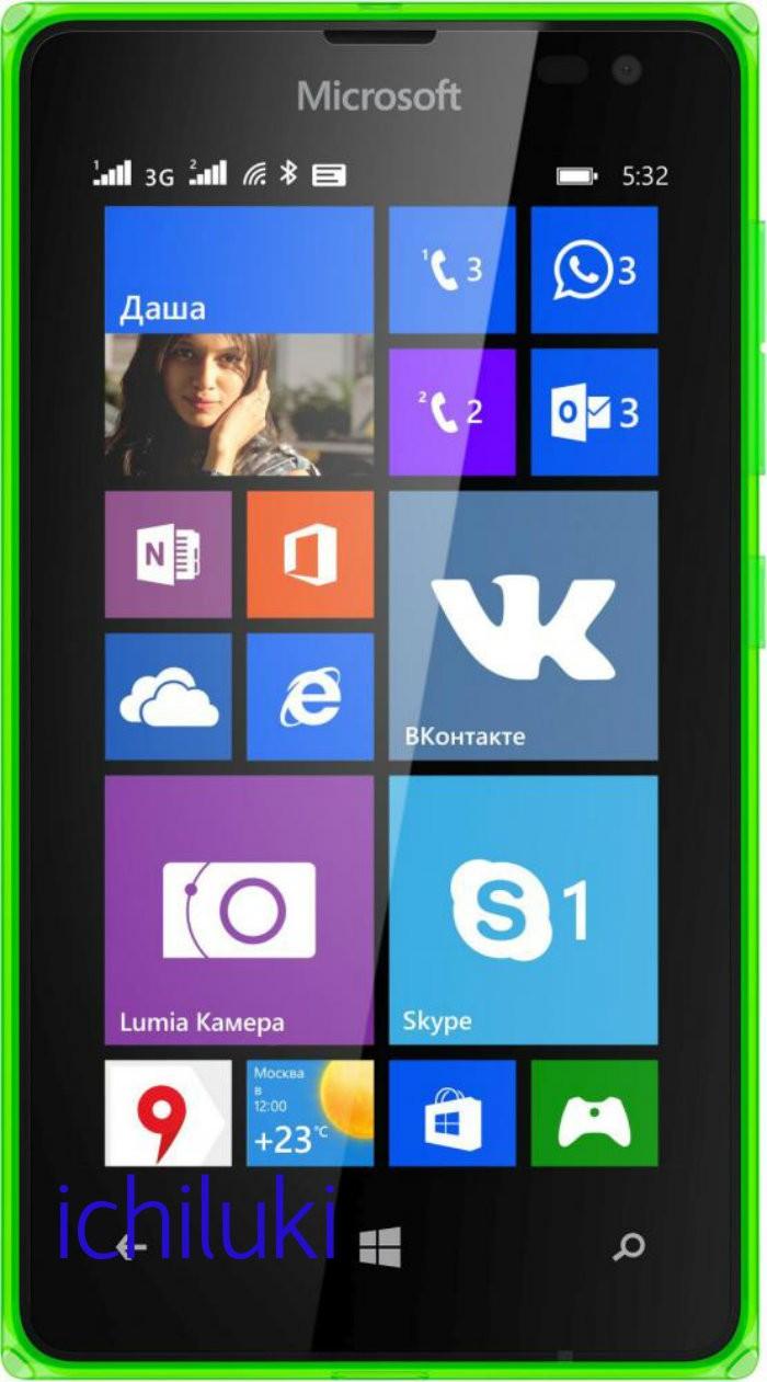 Jual Microsoft Nokia Lumia 532 Ram1gb Dual Sim Murah Ichiluki