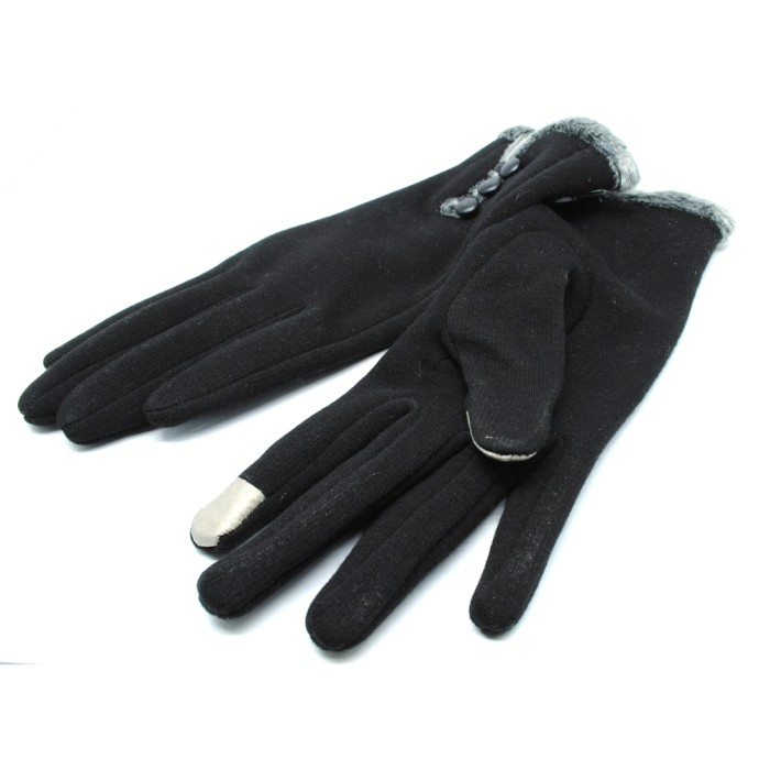 harga Sarung tangan wanita touch screen winter women's gloves - black Tokopedia.com