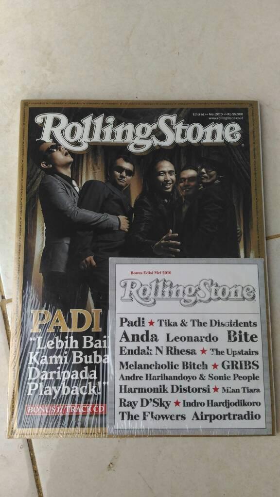 harga Majalah rolling stones edisi padi bubar 2010 Tokopedia.com
