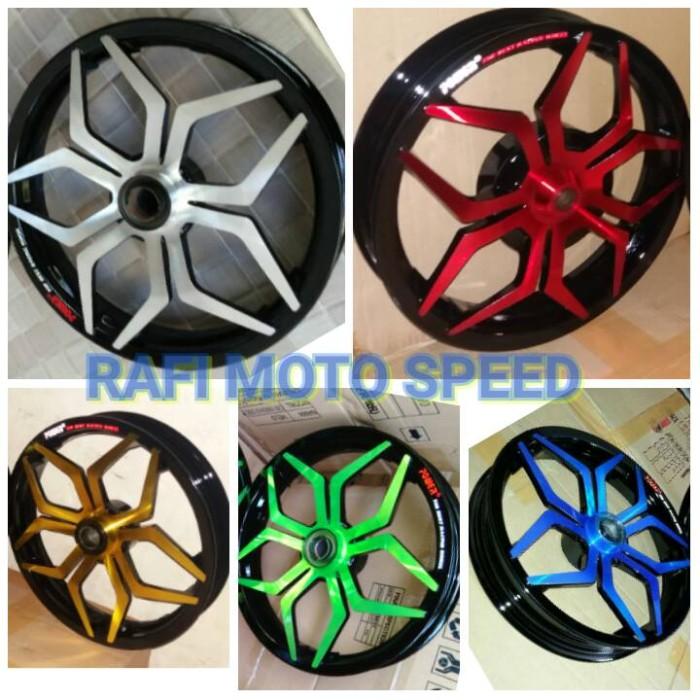 harga Velg power fino/vario/xeon/x ride/ model star metalic Tokopedia.com