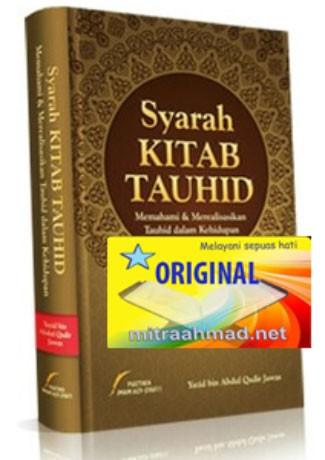 Syarah Kitab Tauhid Hc - Yazid Bin Abdul Qadir Jawas /pis