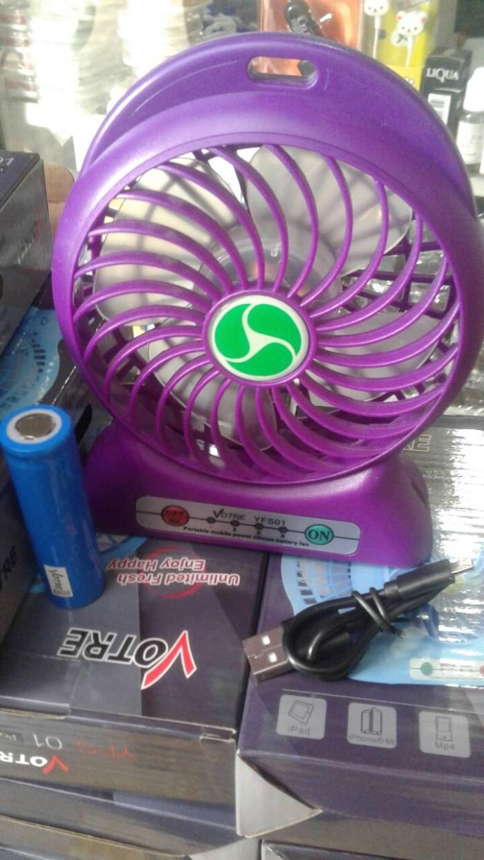 harga Votre kipas angin mini prtable mini fan portable bisa untuk powerbank Tokopedia.com