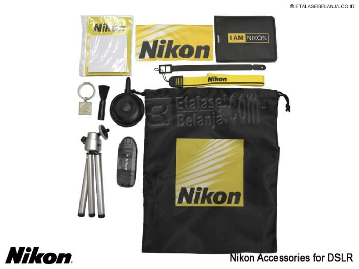 Foto Produk NIKON AKSESORIS FOR DSLR/SEMI-PRO/ACTION-CAM/GO-PRO dari EtalaseBelanja
