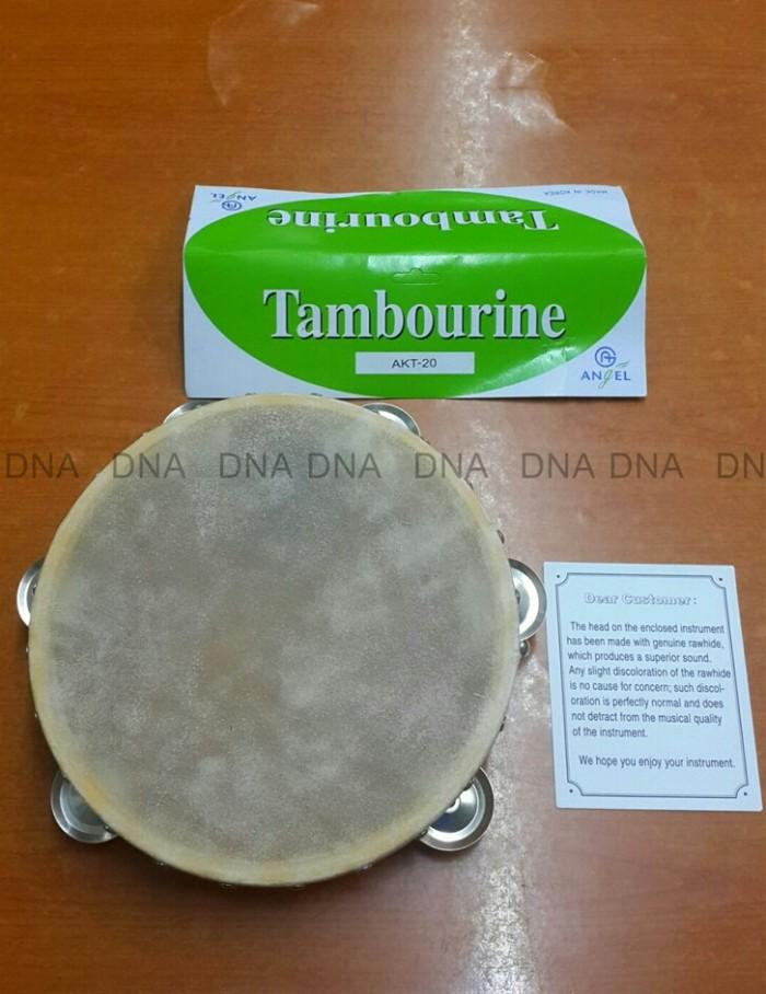 harga Tamborin angel akt 20 / tambourine angel akt 20 Tokopedia.com