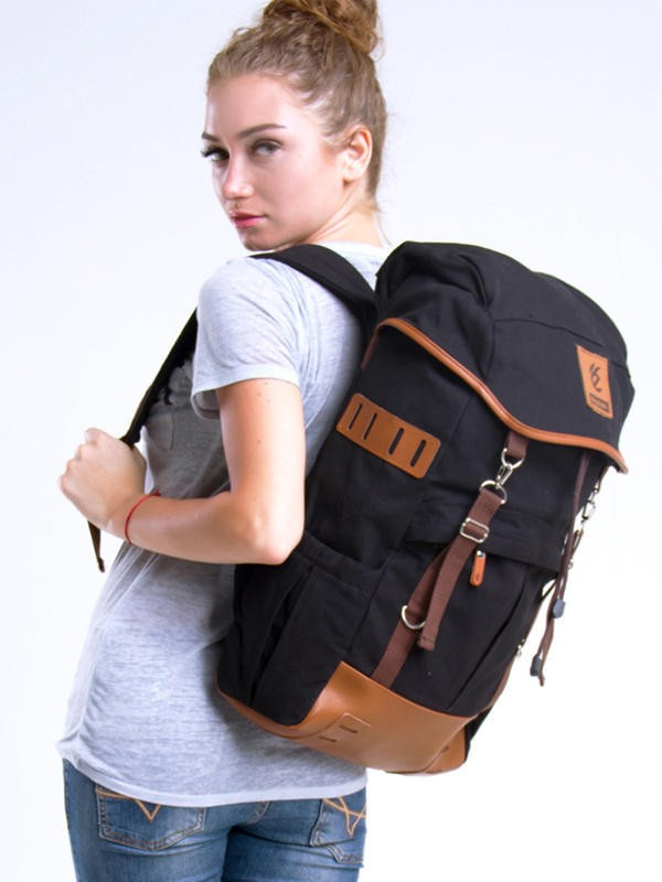 Tas Pria Wanita Backpack Gunung Travel Luas Besar Laptop Koper Branded