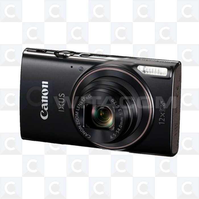 harga Canon digital ixus 285 - black Tokopedia.com