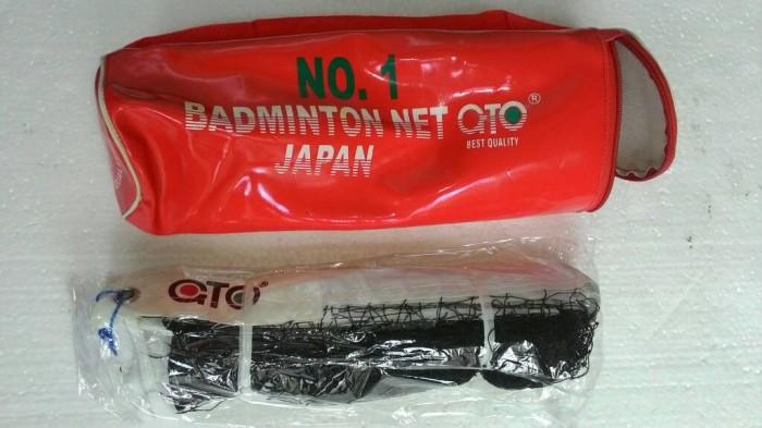 harga Jaring net badminton - jaring net bulutangkis - gto original - tebal Tokopedia.com