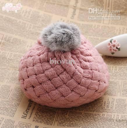 harga Babymix - topi rajut pineapple hat - pink Tokopedia.com