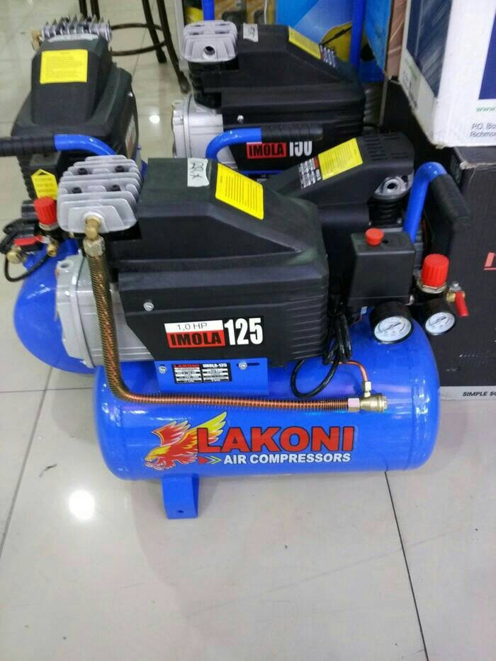 harga Kompresor lakoni imola 125 / kompressor listrik lakoni imola 125 Tokopedia.com