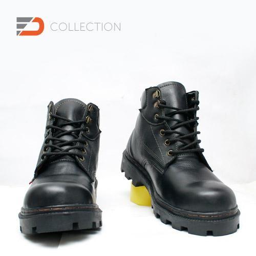 ... harga Sepatu safety boot bahan kulit sapi kualitas bagus 01  Tokopedia.com 9fbb9efc5e