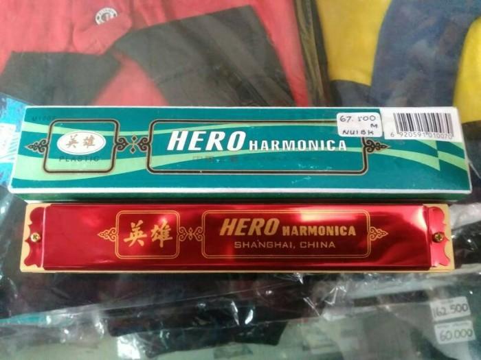 harga Hero harmonika besar Tokopedia.com