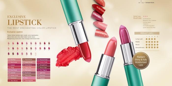 harga Wardah exclusive lipstik Tokopedia.com