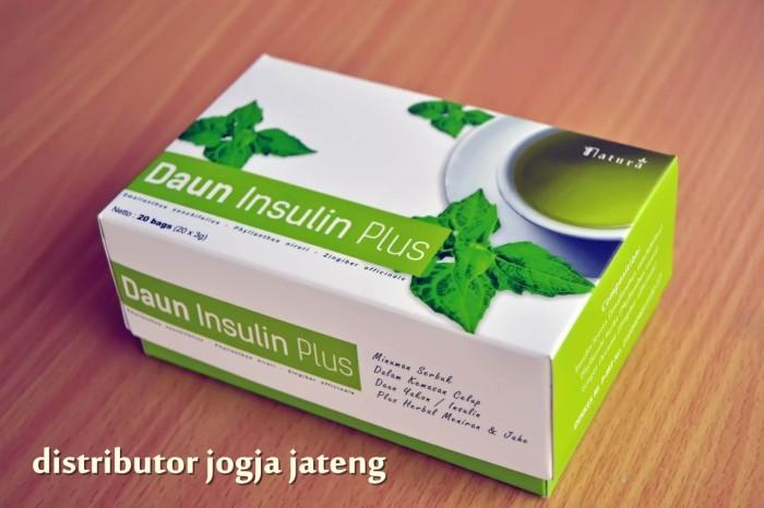 Insulin Plus Teh Herbal Diabetes