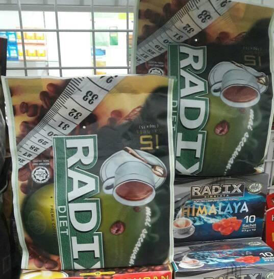 harga Kopi Radix Diet Tokopedia.com