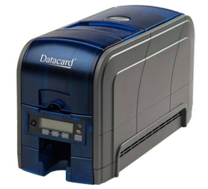 Hasil gambar untuk DATACARD PRINTER ID CARD CD168