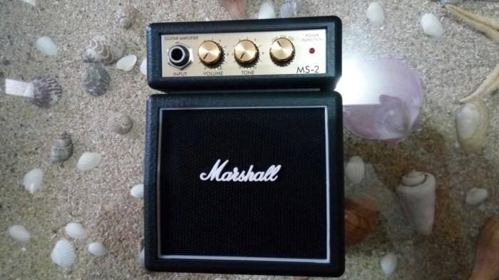 harga Marshall ms-2 / ms2 micro amp guitar amplifier Tokopedia.com