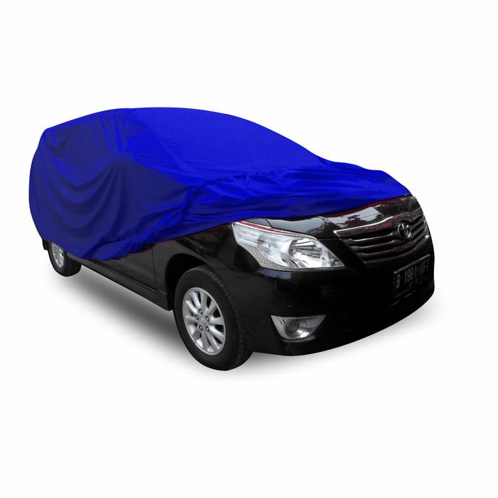 harga Cover mantroll mobil honda jazz - biru Tokopedia.com