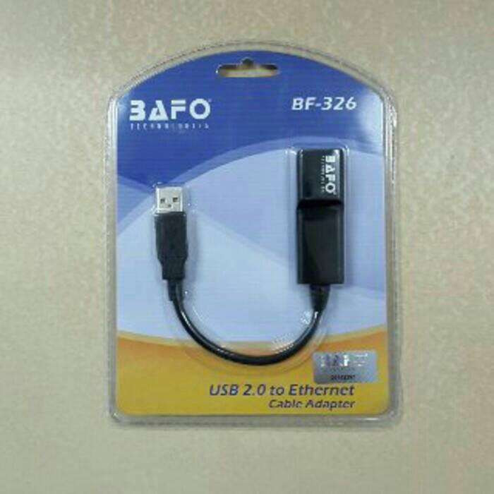 BAFO USB TO LAN DRIVER DOWNLOAD (2019)