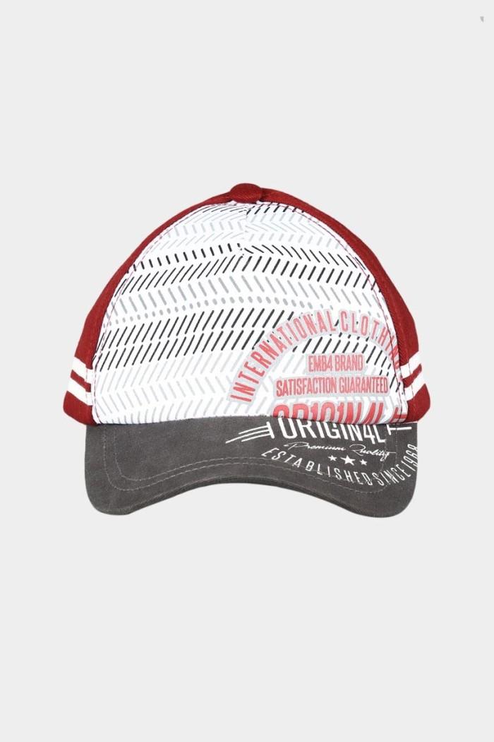 Jual Topi Original EMBA JEANS CAP GUARDO MAROON - Nurhadi Sport ... fbf9ace744
